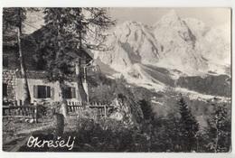 Okrešelj, Frischaufov Dom Na Okrešlju Old Postcard Not Travelled B190410 - Slovenia
