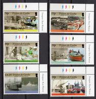 2008 - TRISTAN DA CUNHA - Yv.  Nr. 891/896 - (UP131.27) - Tristan Da Cunha