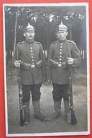 DEUTSCHE SOLDATEN - ORIGINAL PHOTO - Guerre 1914-18