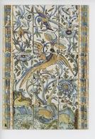 Azulejo : Devant D'autel (détail) Fondation Calouste Gulbenkian 1996 , Lisbonne Musée - Arts