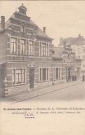 Saint-Josse Bruxelles Station De La Chaussée De Louvain GARE STATIE - St-Joost-ten-Node - St-Josse-ten-Noode