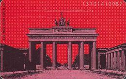 GERMANY K1431/93 Landesbank - Berlin - Brandenburger Tor - Deutschland