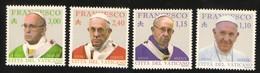 2019 - VATICAN - VATICANO - VATIKAN - S01E1 - MNH - SET OF 4  STAMPS ** - Vatican