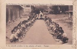 CARTOLINA- BIRMANIA - TOUNGOO -  LE PIE SIGNORE RIPARATRICI DELLA CASA DI NAZARET NELLE MISSIONI ALLE INDIE - Autres