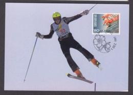 1.- LIECHTENSTEIN 1997 WINTER OLYMPIC GAMES JJOO NAGANO 1998 - Invierno 1998: Nagano