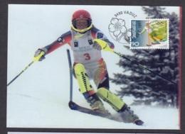 2.- LIECHTENSTEIN 1997 WINTER OLYMPIC GAMES JJOO NAGANO 1998 - Invierno 1998: Nagano