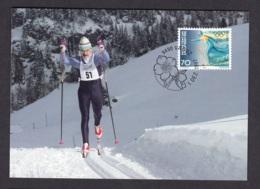 3.- LIECHTENSTEIN 1997 WINTER OLYMPIC GAMES JJOO NAGANO 1998 - Invierno 1998: Nagano
