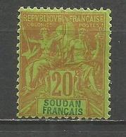 SUDAN YVERT NUM. 9 * NUEVO CON FIJASELLOS - Nuevos
