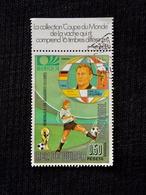 Pub La Vache Qui Rit Coupe Du Monde De Football Munich 1974 Guinée Equatoriale 0,50 Peseta - Coupe Du Monde