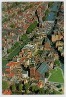 AMSTERDAM   LUCHTOPNAME  VAN DE ZUIDERKERK  EN DE WAAG       (VIAGGIATA) - Amsterdam