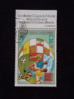 Pub La Vache Qui Rit Coupe Du Monde De Football Munich 1974 Guinée Equatoriale 0,70 Peseta - Coupe Du Monde