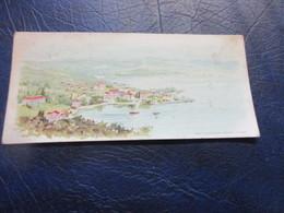 Chromo,Hotels De La Compagnie - Trade Cards