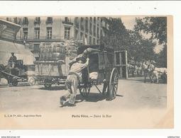 PARIS VECU DANS LA RUE CPA BON ETAT - Petits Métiers à Paris