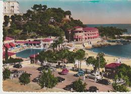 CP - MONTE CARLO BEACH - LA PISCINE ET L'HOTEL - RELLA - VOITURES - Monte-Carlo
