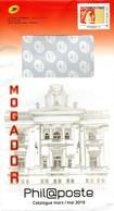 """FRANCE  PAP  Env.  Prêt à Poster  MONTIMBRAMOI   International 250 Gr  Catalogue De La Poste   Mars/Mai  2019  """"MOGADOR"""" - Prêts-à-poster:  Autres (1995-...)"""