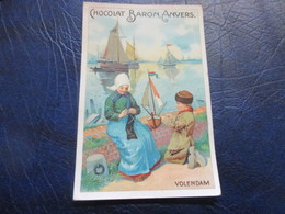 Chromo, Chocolat Baron Anvers - Other