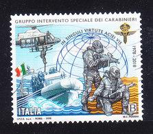 2018  GRUPPO SPECIALE CARABINIERI  USATO - 6. 1946-.. Repubblica