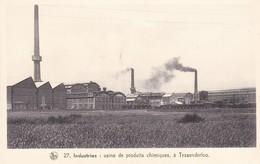 Tessenderloo Usine De Produits Chimiques - Tessenderlo