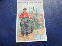 Chromo, Chocolat Baron Anvers - Andere