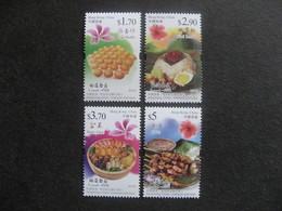 HONG-KONG : TB Série N° 1754 Au N° 1757, Neufs XX. - 1997-... Région Administrative Chinoise