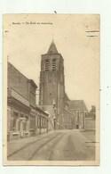 Brecht - De Kerk En Omgeving  , Winkeltje De Welvaart -verzonden - Brecht