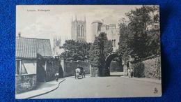 Lincoln Pottergate England - Lincoln