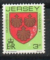 Ref: 1337. Jersey. 1981. Escudo De Armas. Dumaresq. - Jersey