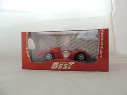 FERRARI 275 P2 NR. 202 TARGA FLORIO 1965 BEST 9268 NUOVA IN BOX - Best Model