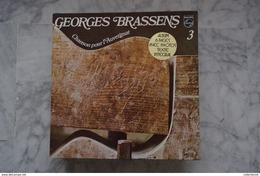 GEORGES BRASSENS  CHANSON POUR L AUVERGNAT LP DE 1979 - Autres - Musique Française