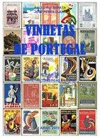 VINHETAS DE PORTUGAL (2ª PARTE), By PAULO RUI BARATA And JOSÉ PERES CLARO - Fiscaux
