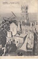 Cintra - A Torre Manuelina No Castello De Pena (cliclé Moreira, 1912) - Portugal