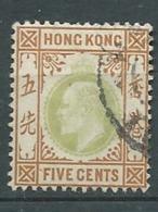 Hong Kong -  Yvert N° 65 Oblitéré   --  Cw 34609 - Used Stamps