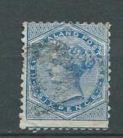 Nouvelle  Zélande  -  Yvert N° 56 Oblitéré   --  Cw 34611 - 1855-1907 Kronenkolonie