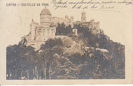 Cintra - Castello Da Pena (1902 To Bouillon & Namur) - Portugal