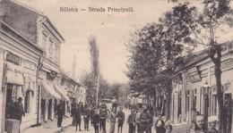SILISTRA / STRADA PRINCIPALA / TRES BELLE CARTE / - Rumänien