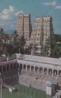 CARTOLINA - INDIA - TAMIL NADU - MADURAI  SREE MEENAKSHI TEMPLE - India