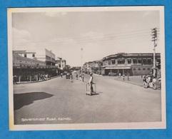 Photo - Afrique - Kenya - Nairobi - Government Road. - Voiture Vintage. - Afrique