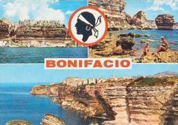 Corse        H349        Bonifacio ( 3 Vues ) - Autres Communes