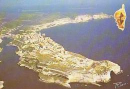 Corse        H360        Bonifacio.Vue Aérienne - Andere Gemeenten