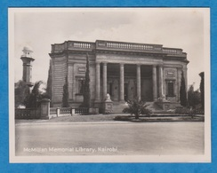 Photo - Afrique - Kenya - Nairobi - Mc Millan Memorial Library. - Afrique