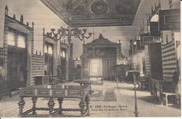 Cintra - Sala Dos Cysnes No Paço (1913 To Lille) - Portugal