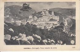 Cintra - Vista Tomada Da Serra (1905) - Portugal