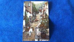 High Street Clovelly England - Clovelly