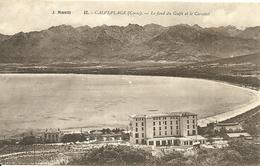 CALVI-PLAGE  - Le Fond Du Golfe Et Le Corsotel - Bastia