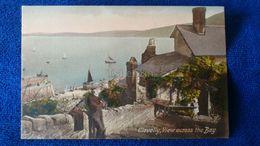 Clovelly View Across The Bay England - Clovelly