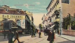 BUCAREST - BUCURESTI - STR ACADEMIEI / RARE - Romania