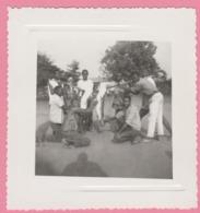 CENTRE-AFRIQUE  - 1963 - Photo - Kembé - 2 Beaux Capitaines - Poissons - Africa