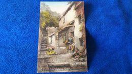 Clovelly Fisherman's Cottage England - Clovelly