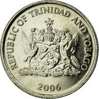 Monnaie, TRINIDAD & TOBAGO, 10 Cents, 2006, Franklin Mint, SUP, Copper-nickel - Trinidad & Tobago