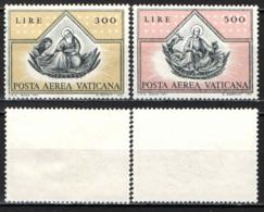 VATICANO - 1971 - GLI EVANGELISTI - SENZA GOMMA - Poste Aérienne